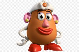 mr potato head toy story 2. Wonderful Toy Don Rickles Toy Story 2 Buzz Lightyear To The Rescue Mr Potato Head Mrs   Story With Mr 2 R