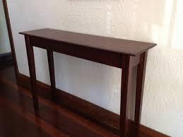 very narrow hall table. Hall Table Very Narrow