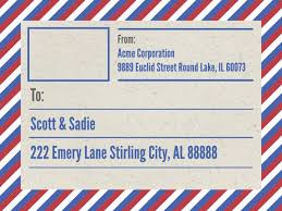 Shipping Labels Templates Mailing Shipping Label Templates Examples Lucidpress