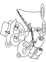 father s day coloring pages 3