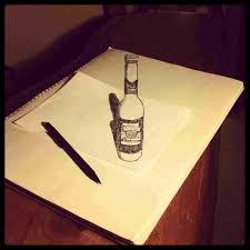 art optical illusion rhdrawingfineartnet line 3d pencil sketch