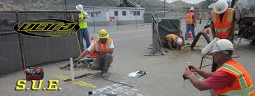 Subsurface Utility Engineering S U E Potholing Utility