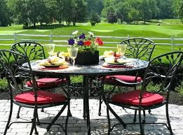 Wrought Iron Patio Dining Set How To Avoid Some Wrought Iron Patio