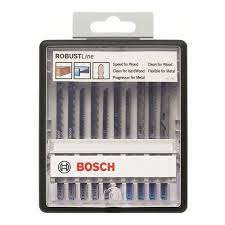 <b>Пилки для лобзика</b> Bosch Robust Line 2607010542 — купить в ...