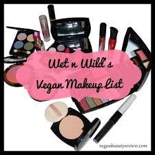 wet n wild vegan makeup