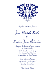 wedding invite template download free pdf download heart filigree wedding invitation template in