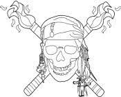 Small Picture Pirates Of The Carribean Coloring Pages Boys Coloring Pages