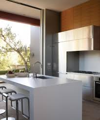 Ikea Small Kitchen Ideas With Stainless Cabinet And Modern