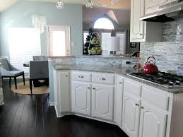 oak floor kitchen ideas wonderful idea navy blue kitchen ideas n design with white kitchen cabinet
