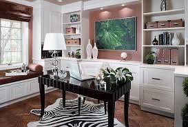 feminine home office. 16 Feminine Home Office Designs