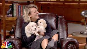 Pup Quiz with Kaley Cuoco-Sweeting - YouTube