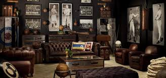 The Dapper Den A Gentlemans Guide to Styling the Modern Man Cave