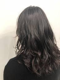 巻きにこだわるだけで暗い髪でもこれだけ違い出せるんです ˆoˆ 髪型