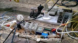 Hướng dẫn dạy nghề sửa lỗi máy giặt sanyo lỗi EC, sửa lỗi EC - YouTube