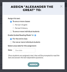 With strong wording encouraging readers to take action. you know the right answer? What Is Guided Reading Mode How Can I Enable It Commonlit Support Center