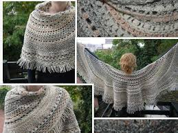 Free Shawl Crochet Patterns Beauteous Lagniappe Crochet Shawl [Free Pattern] Your Crochet