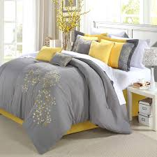 full size of yellow and grey bedding sets yellow and gray duvet cover king geo fl