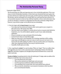 of college essays college scholarship essay format