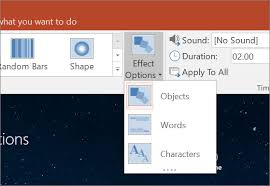 Use The Morph Transition In Powerpoint Office Support