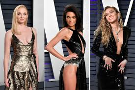after the festivities were over celebrities flocked to the vanity fair oscar party in beverly
