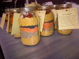 lentil soup jars