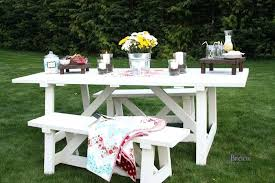 painted wood patio furniture. Outdoor Furniture Painted Appealing Painting Wooden White Projects Woodworking Garden . Wood Patio U