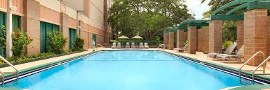 embassy suites tampa usf near busch gardens hotel fl outdoor pool