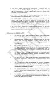 memorandum of agreement 2