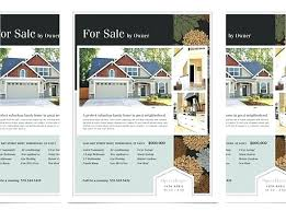 Rental Advertisement For Rent Flyer Template Free Room