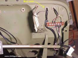 bull view topic installing your firewall grommets on your wwii 8 the most difficult grommet to install is the main electrical cable as it is the thickest you have to work this grommet in a little slower as the cable