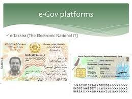 Afghan Wikipedia Identity - Card