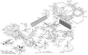 dixon blower bagger ztr 4423 4424 (1998) parts diagrams Basic Electrical Wiring Diagrams at Ztr 4423 Wiring Diagram