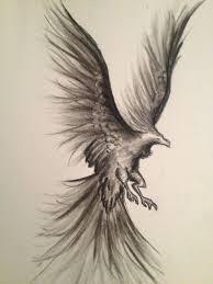 Phoenix Charcoal Art My Arts And Crafts Charcoal Art Drawings Art