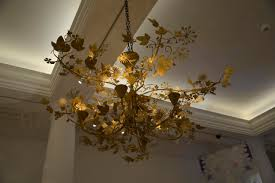 amazing interesting bronze leaf tree branch chandelier and beautiful white ceiling and stunning flooring