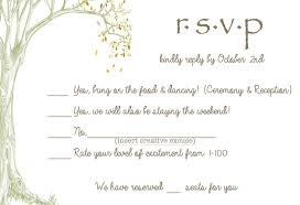 Wedding Invitations With Response Cards Invitations Card Template
