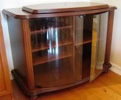 skillful corner cabinet with glass door corner tv stand with glass door cabinet and four open shelves