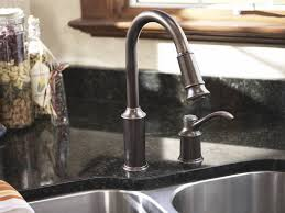 awesome moen 7590orb aberdeen single handle pullout kitchen faucet oil for moen bronze kitchen faucet