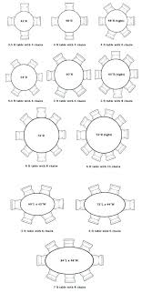 6 8 foot round table seats how many ft tables banquet to picnic