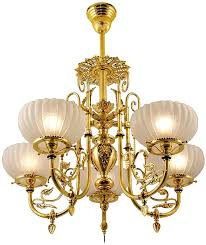 victorian and rococo chandeliers and ceiling lights