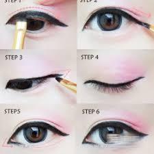 cara makeup mata yang betul saubhaya makeup