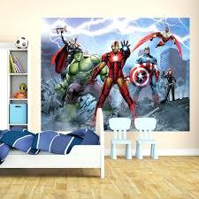 marvel comic wallpaper for walls 1 wall avengers assemble giant mural iron  man captain wallpapers . marvel comic ...