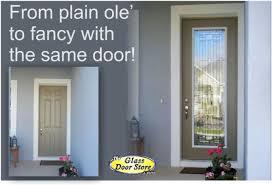 install front doorWant glass door inserts installed in your front door