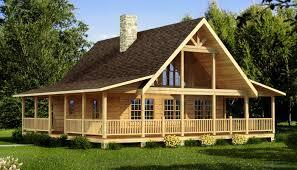 Tamarack  Log Homes Cabins And Log Home Floor Plans  Wisconsin Open Log Home Floor Plans