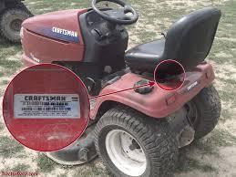 craftsman 917 27608 tractor