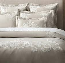 white california king duvet covers restoration hardware embroidered vine california king duvet cover dune white