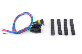 transmission wire harness and harness repair kits by rostra 350 0059 chrysler a604 606 speed sensor repair harness
