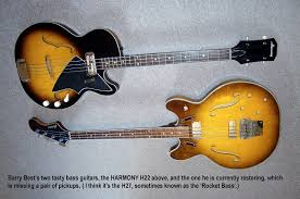 dave watson s guitar land guitar gallery harmony h22 and h27