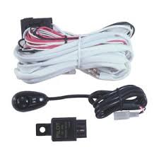 pilot automotive pre wired harness kit with micro switch for 12 atv winch wire size at 12 Volt Wiring Harness Kit
