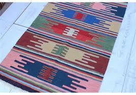 new turkish kilim area rug 3 x 4 3