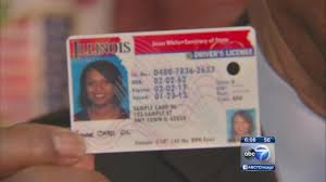 Id org Illinois State Cardfssn Temporary Card